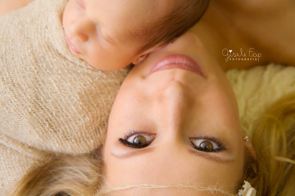 Gisele Fap Fotografia Newborn